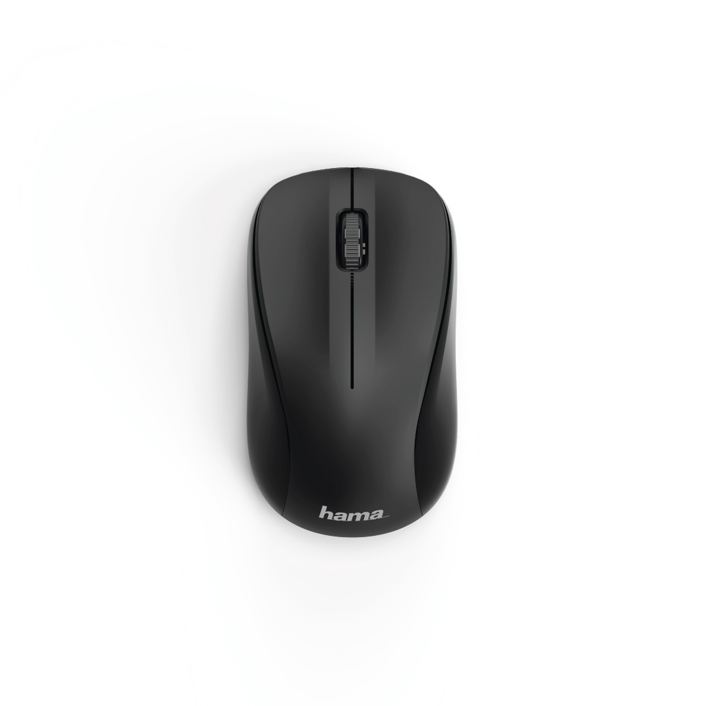 Rato Wireless Hama 1200 dpi Preto