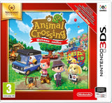 Nintendo 3DS SELECTS ANIMAL CROSSING