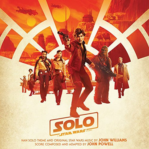 BSO-SOLO: A STAR WARS STORY CD