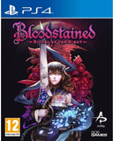 Jogo PS4 Bloodstained Ritual Of The Night