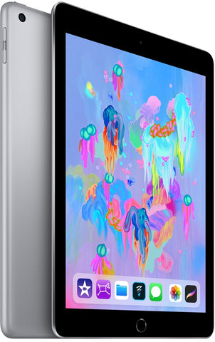 Apple iPad Cinzento Sideral - Tablet 9.7