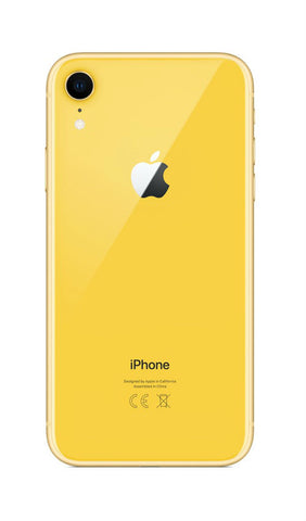 Apple iPhone Xr Amarelo - Smartphone 6.1