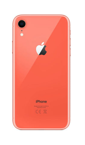 Apple iPhone Xr Coral - Smartphone 6.1
