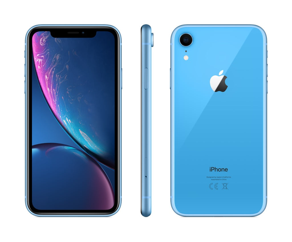 Apple iPhone Xr Azul - Smartphone 6.1 64GB 3GB RAM Hexa-core