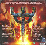 JUDAS PRIEST-FIREPOWER - LP