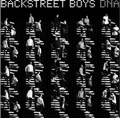 BACKSTREET BOYS - DNA CD