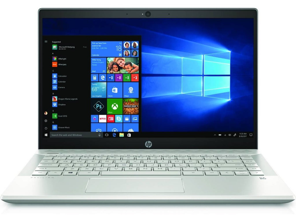 Portátil HP Pavilion 14-ce0010np - 14 Core i7 16GB 512GB SSD GeForce 4GB