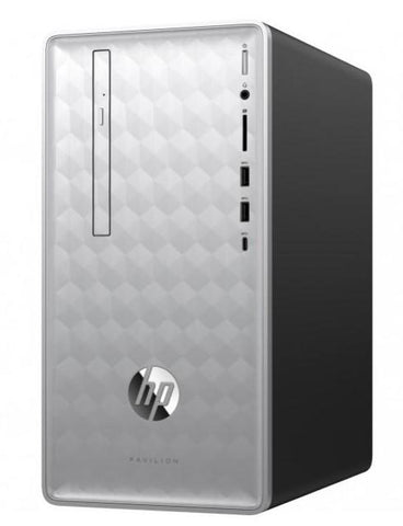 HP Pavilion Desktop PC 590-p0005np Ryzen 5 8GB Ram 1TB Disco