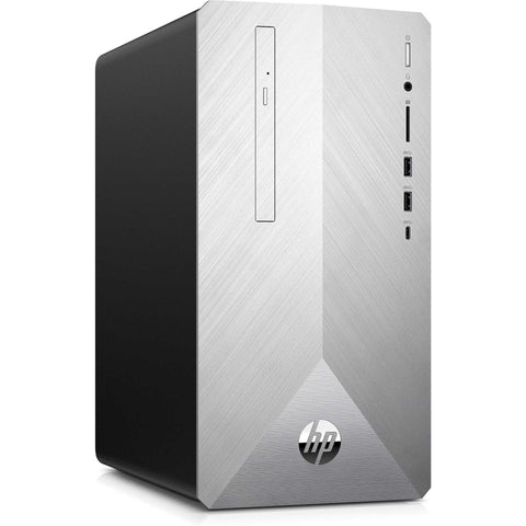 HP Pavilion Desktop PC 590-p0006np I5-8400 8gb Ram 256GB Disco Radeon 520