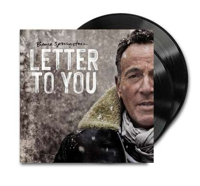 LP Bruce Springsteen - Letter to You