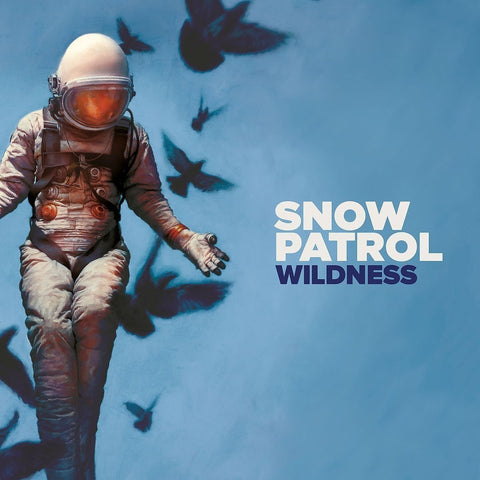SNOW PATROL-WILDNESS CD