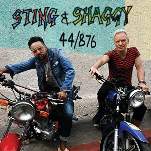 Sting & Shaggy - 44/876-Super Deluxe 2CD