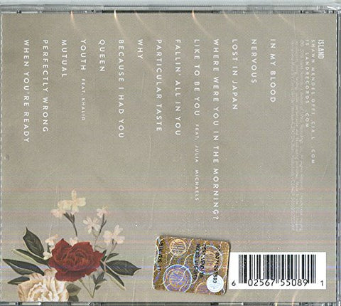 SHAWN MENDES-SHAWN MENDES CD