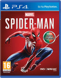 Jogo PS4 Marvel's Spider-Man