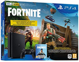 CONSOLA PS4 500 GB PRETA FORTNITE