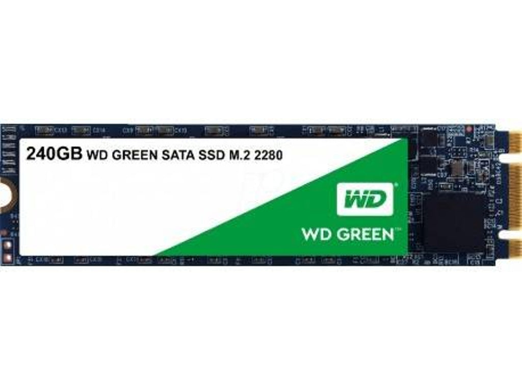 SSD Interno Western Digital M2 2280 240GB
