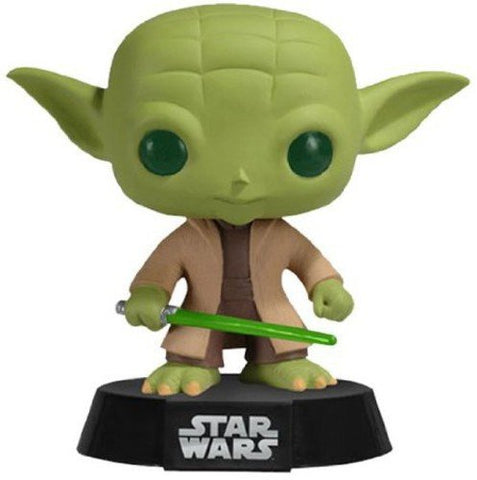 POP BOBBLE STAR WARS YODA