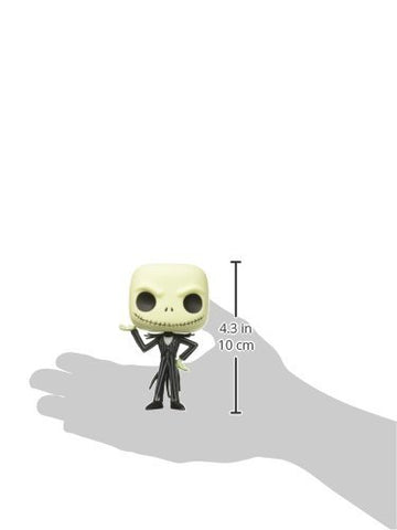 POP VINYL NIGHTMARE BEFORE CHRISTMAS JACK SKELLINGTON