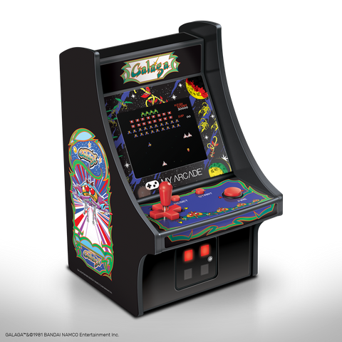 CONSOLA RETRO MICRO PLAYER -COLECIONAVEL- GALAGA