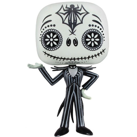 POP VINYL THE NIGHTMARE BEFORE CHRISTMAS DEAD JACK