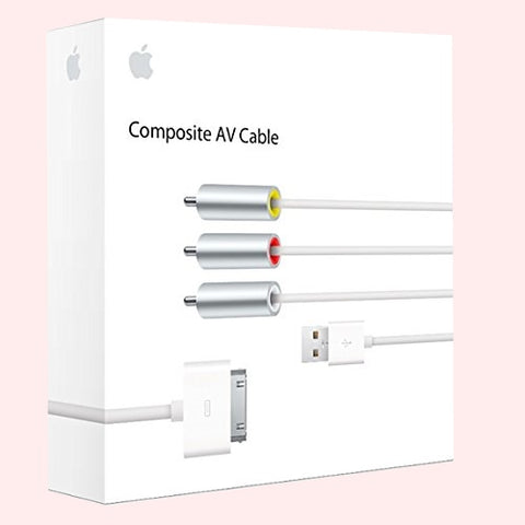 Cabo AV Composto Apple MC748ZM/A