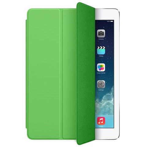 Apple Capa para Tablet Silicone Case iPad Air 1 Smart Verde MF056ZM