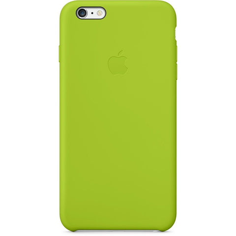 Apple Capa em Silicone iPhone 6 Plus/6s Plus Verde