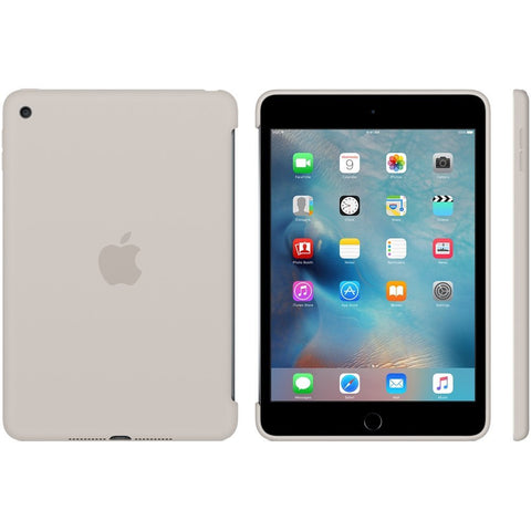 Capa Apple iPad para iPad Mini 4 Silicone Case - Bege
