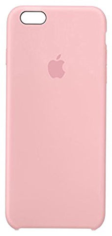 Apple Capa em Silicone iPhone 6 Plus/6s Plus Rosa