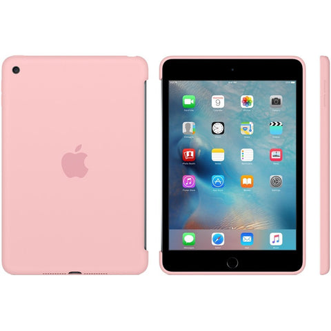 Capa Apple iPad para iPad Mini 4 Silicone Case - Cor de Rosa