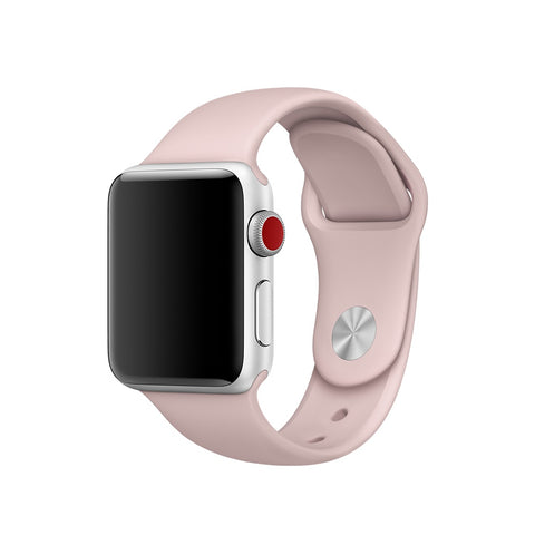 Apple Bracelete 38MM Rosa Vintage Sport