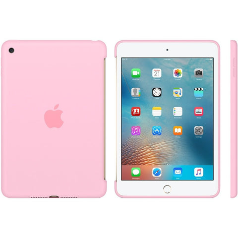 Apple Capa para iPad Mini 4 Silicone Case - Cor de Rosa Claro