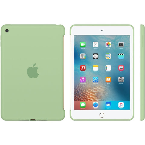 Apple Capa para iPad Mini 4 Silicone Case - Verde-Claro
