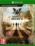 XBOX ONE STATE OF DECAY 2
