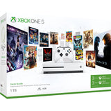 Consola Xbox One S 1TB + Game Pass 3 Meses