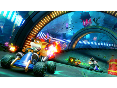 PS4 Crash Team Racing Edição Standard