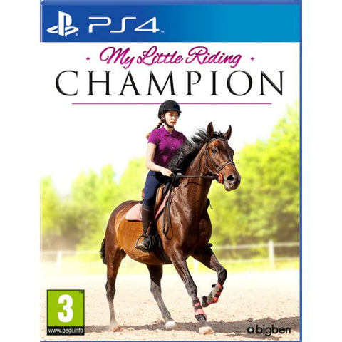 Jogo PS4 My Little Riding Champion