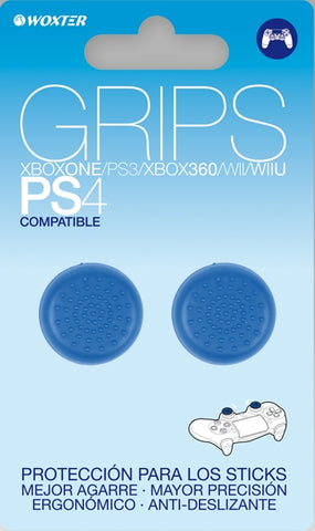 Grips PS4 Blade Azul (Xbox One, WIIU, PS3, WII)
