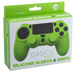 Blade PS4 Basic Silicone Sleeve + Grips Verde