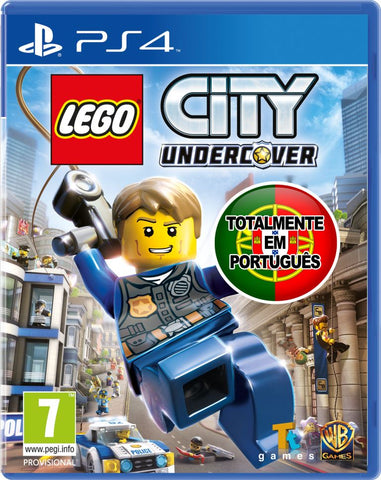 PS4 Lego City Undercover (PT)