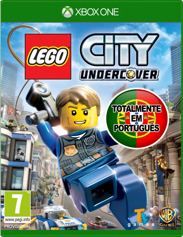Xbox One Lego City Undercover (Pt)