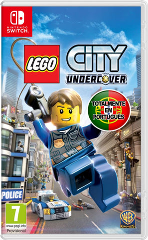 Switch Lego City Undercover (Pt)
