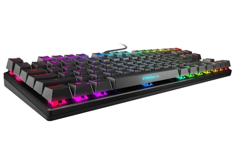 Ozone Teclado Gaming Strike Battle Spectra