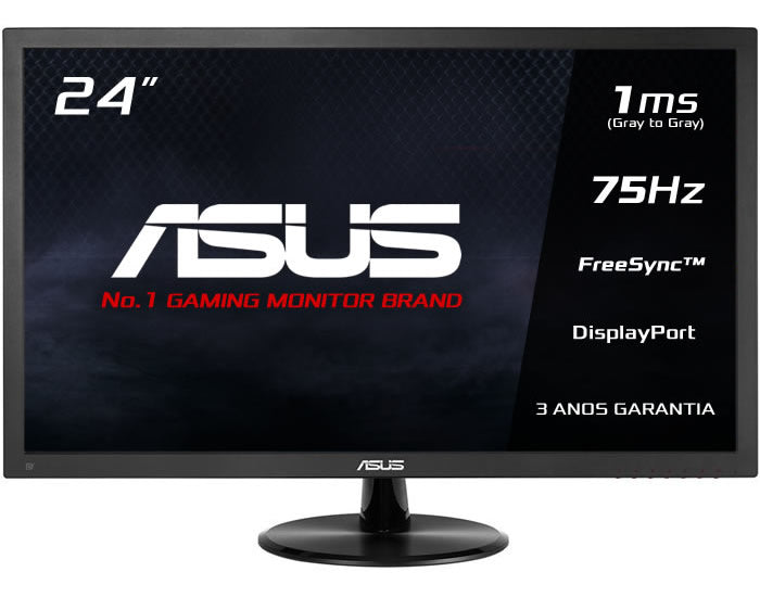 Monitor Gaming Asus VP248QG LED 24 Full HD 1ms FreeSync
