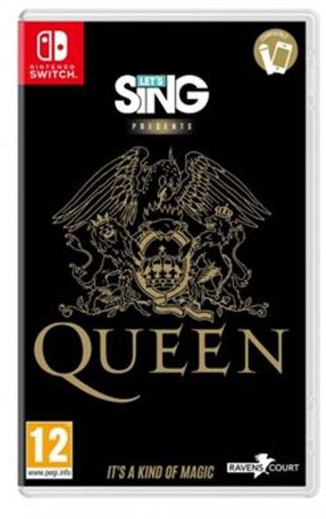 Jogo Switch Let`s Sing Queen