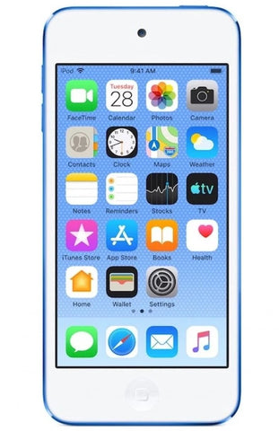Apple iPod Touch 256GB Azul