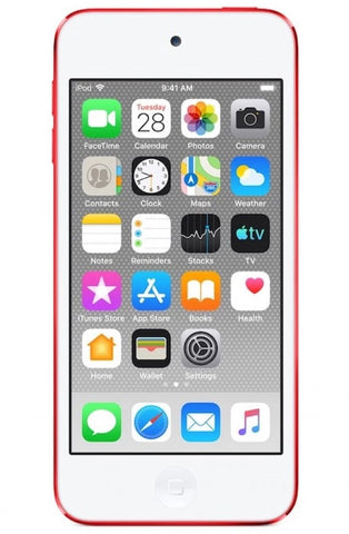 Apple iPod Touch 256GB Vermelho - Product (Red)