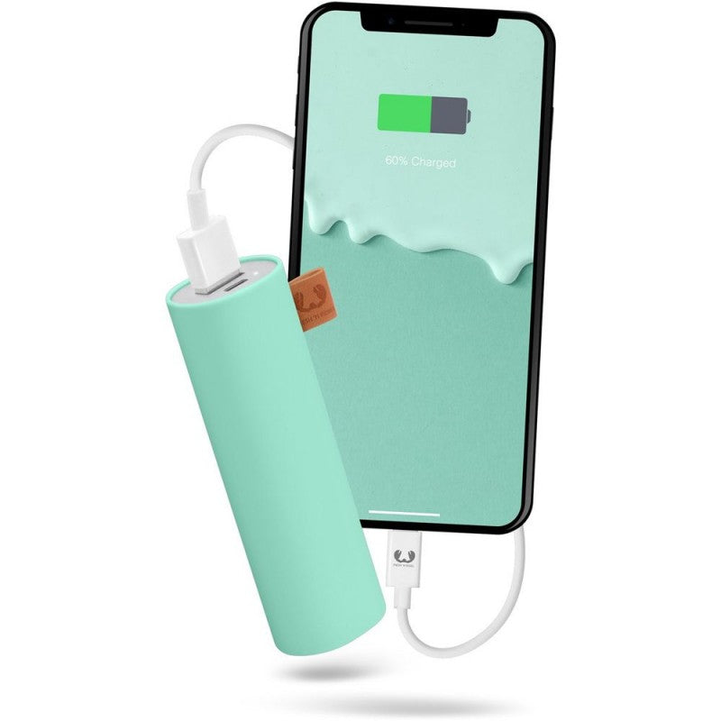 Powerbank Fresh'n Rebel 3000 mAh Verde Pepermint