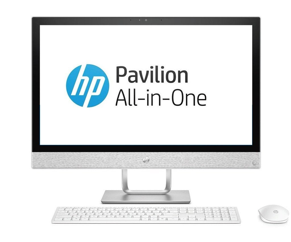 All-in-One HP 27-r105np i7-8700T 27 8GB Ram 256 GB SSD + 1 TB