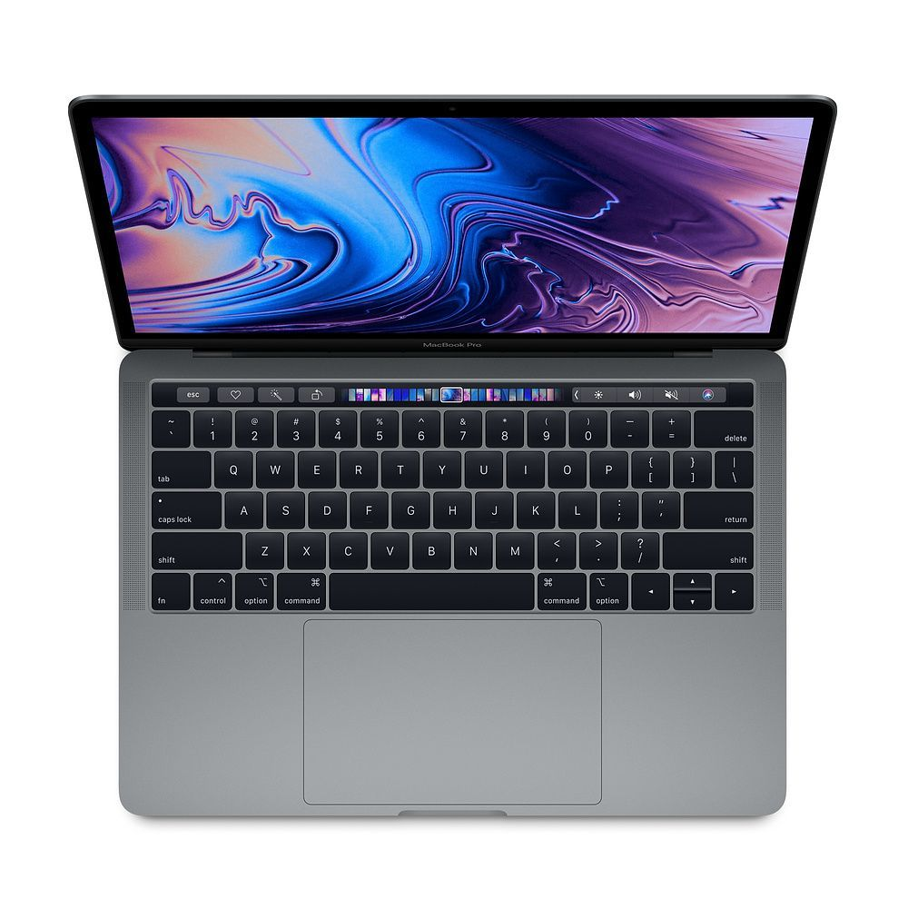 Apple MacBook Pro MV962PO/A Cinzento Sideral - Portátil 13.3 Core i5 8GB RAM 256GB SSD Iris Plus Graphics 655